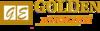 Thumb logo golden png