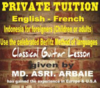 PrivateTuition