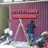 Service rolling door & harmonika
